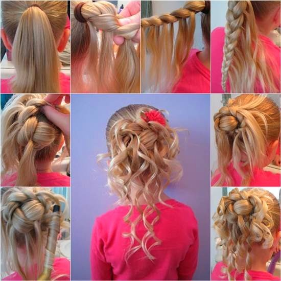 The Best Steps Of Making Hairstyles Pictures