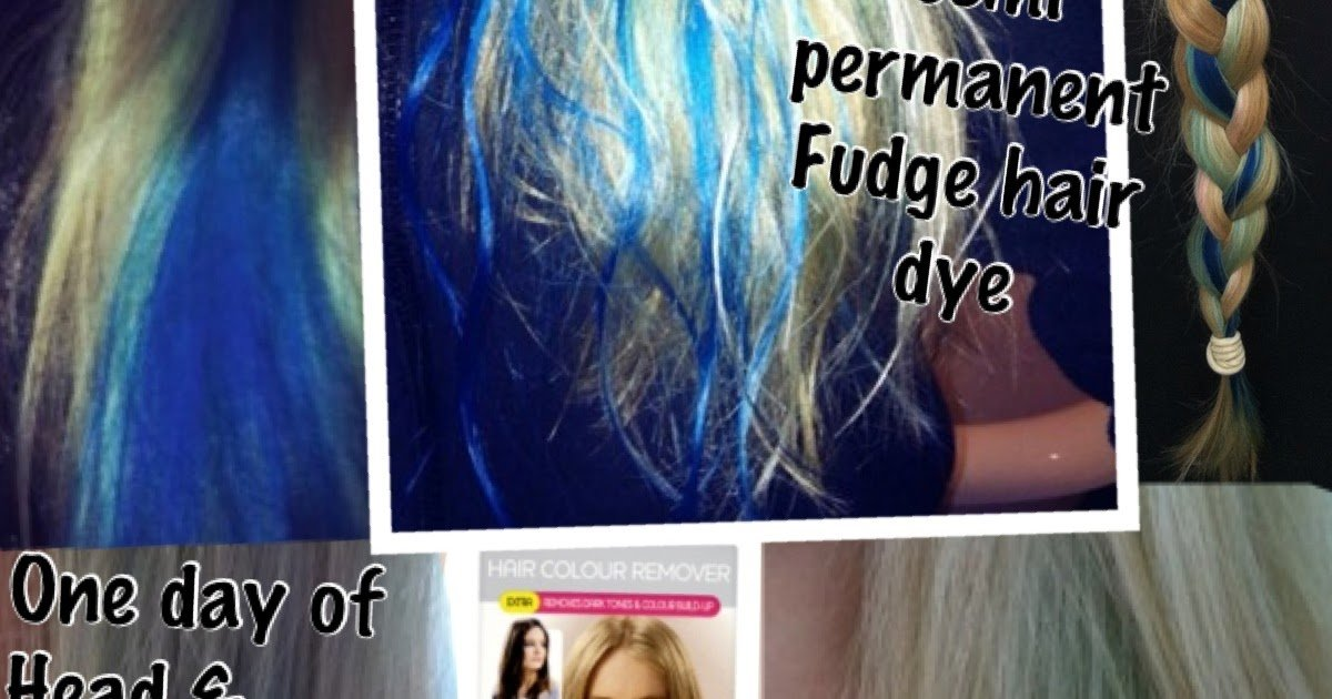 The Best Amyindevon Can You Remove Blue Hair Dye Pictures