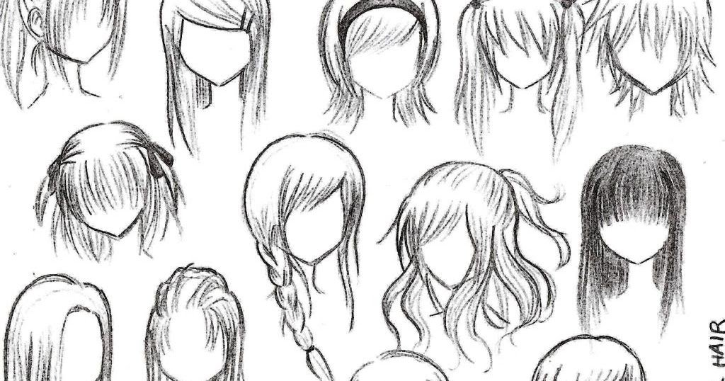 The Best Easiest Hairstyle Anime Hairstyles Pictures