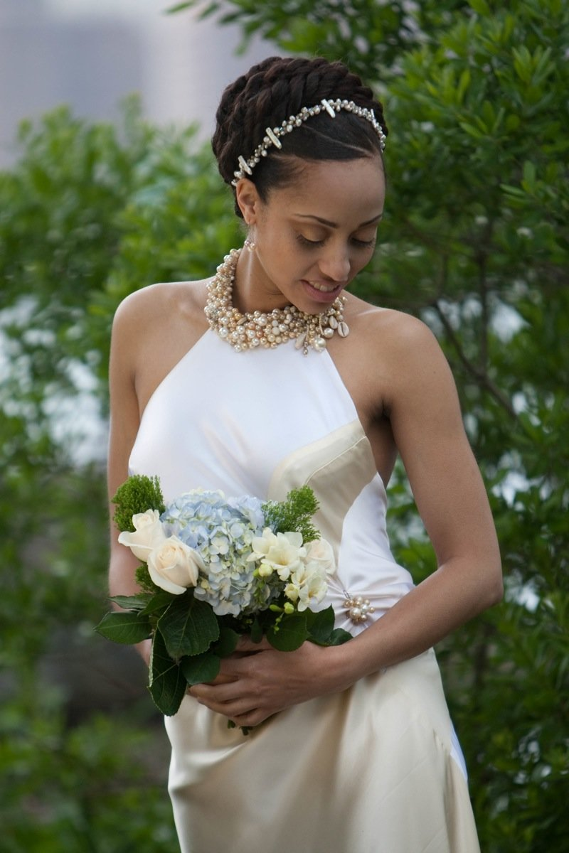 The Best African American Wedding Hairstyles Hairdos January 2011 Pictures