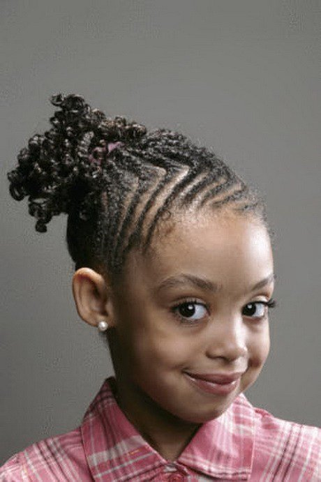 The Best Black Braided Hairstyles For Girls Pictures