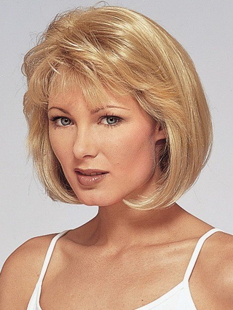 The Best Shoulder Length Hairstyles For Women Over 50 Pictures
