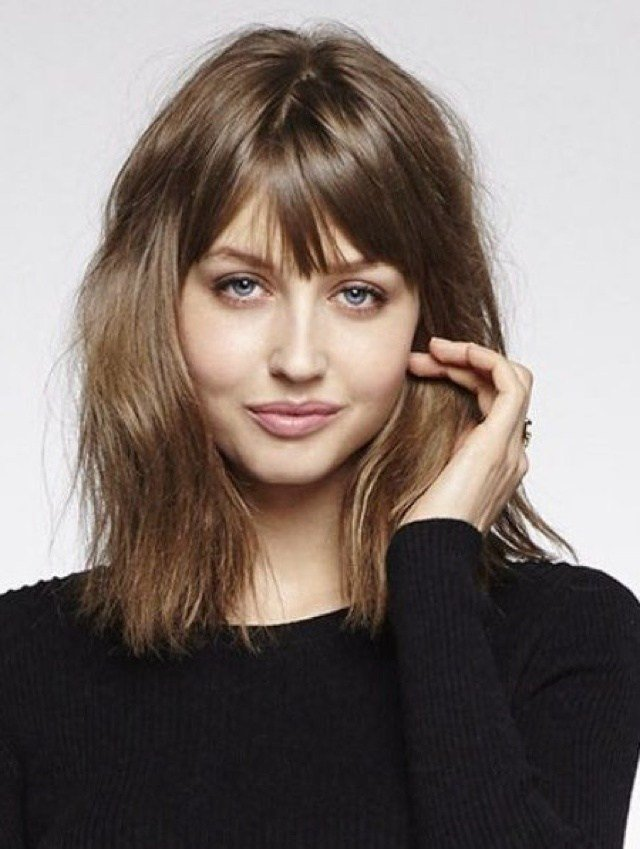 The Best Fringe Hairstyle Haircuts With Bangs To Try Now Pictures