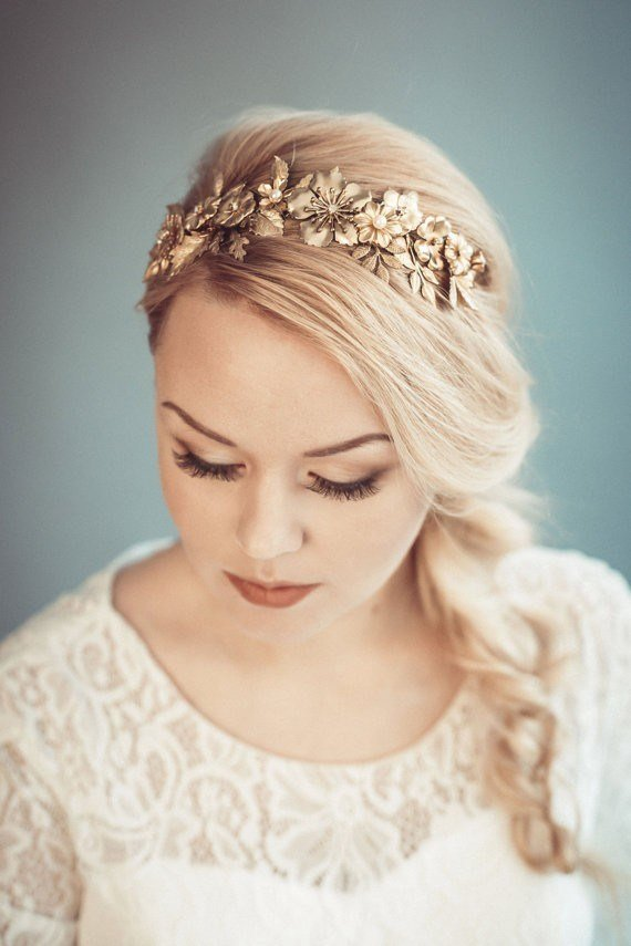 The Best 50 Best Bridal Hairstyles Without Veil Emmaline Bride Wedding Pictures