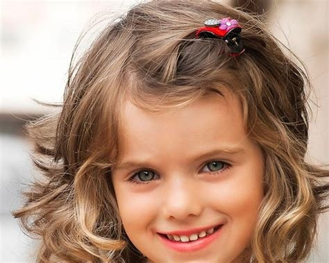 The Best Latest Wedding Hairstyles For Little Kids Girls Pictures