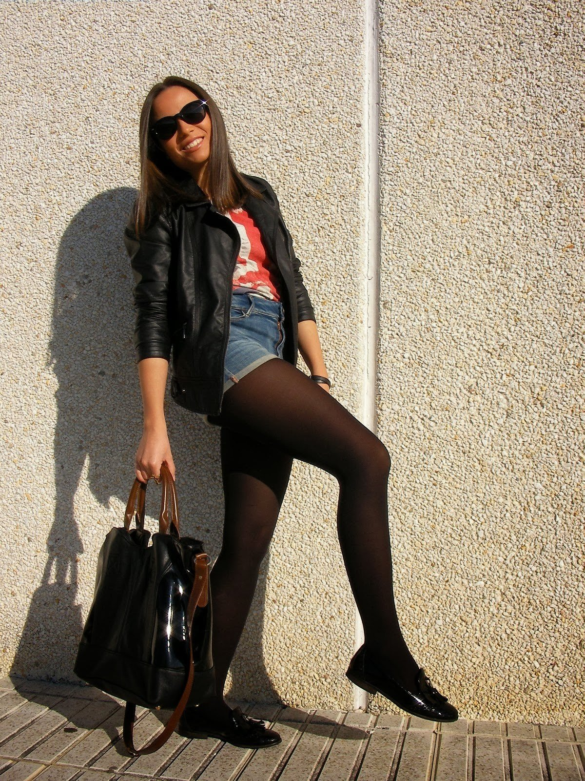 The Best Shorts Black Tight Outfit Ootd Fashion Pictures
