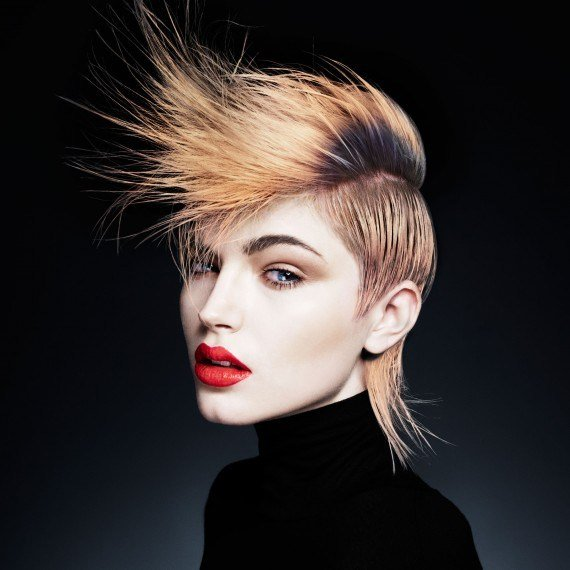 The Best Hairstyles 2015 Modern Mohawk Hairstyle Woman And Home Pictures