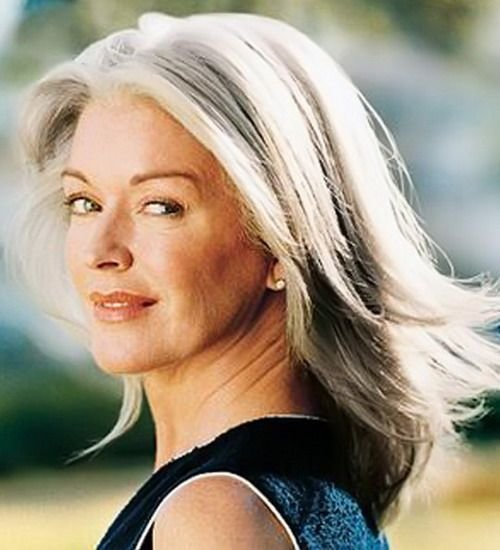 The Best Beautiful Gray Hair Cuts Hair World Magazine Pictures