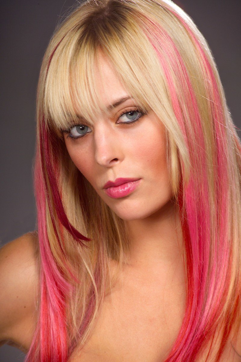 The Best Blonde And Pink Hairstyle Hair Colors Ideas Pictures