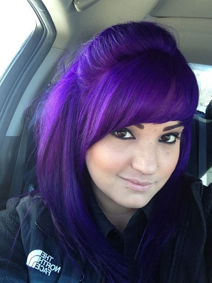 The Best Cheap Purple Hair Dye Pictures