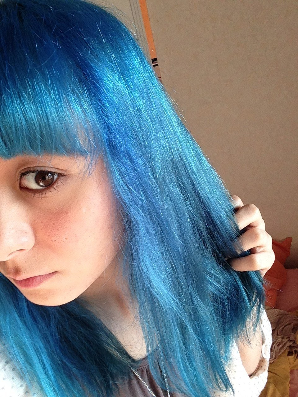 The Best Midnight Blue Hair Fading Over Time Hair Colors Ideas Pictures