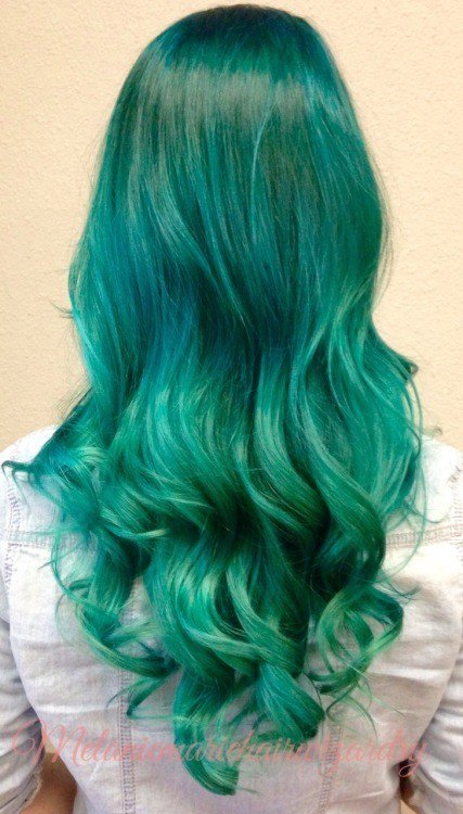 The Best Hair Tagged As Pravana Vivids Green Pictures