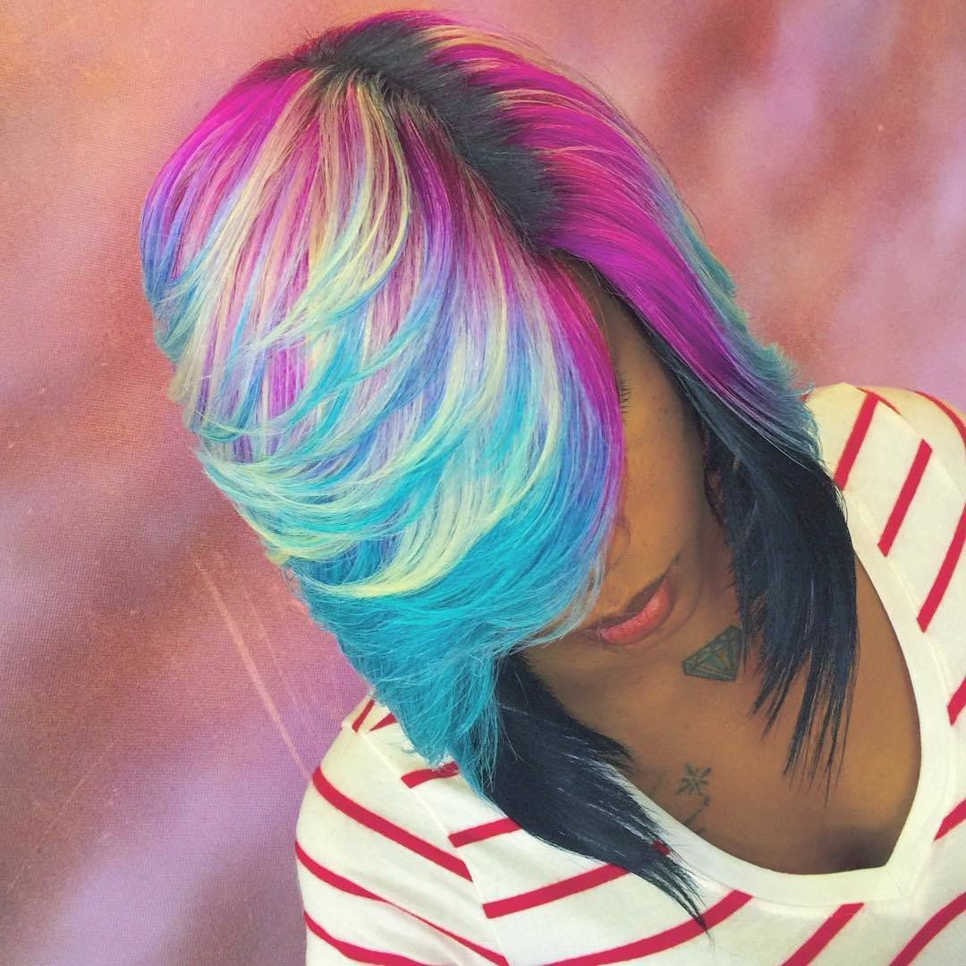 The Best Amazing Hair Colors Pictures