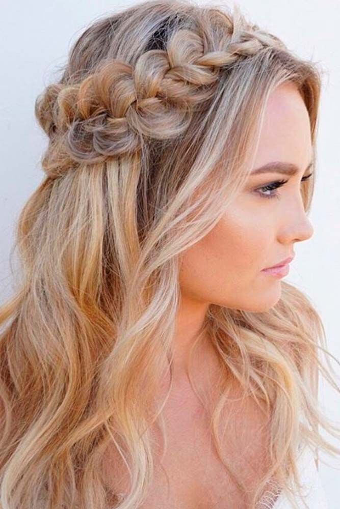 The Best 86 Half Up Half Down Bridesmaid Hairstyles Stylish Ideas Pictures
