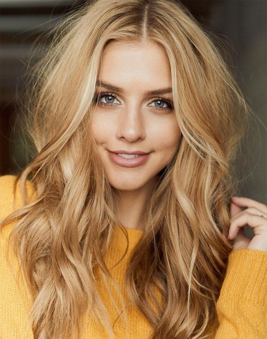 The Best Multi Dimensional Blonde With Shades Range From Golden Pictures