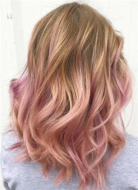 The Best Top 10 Strawberry Blonde Highlights And Hair Color Ideas Pictures