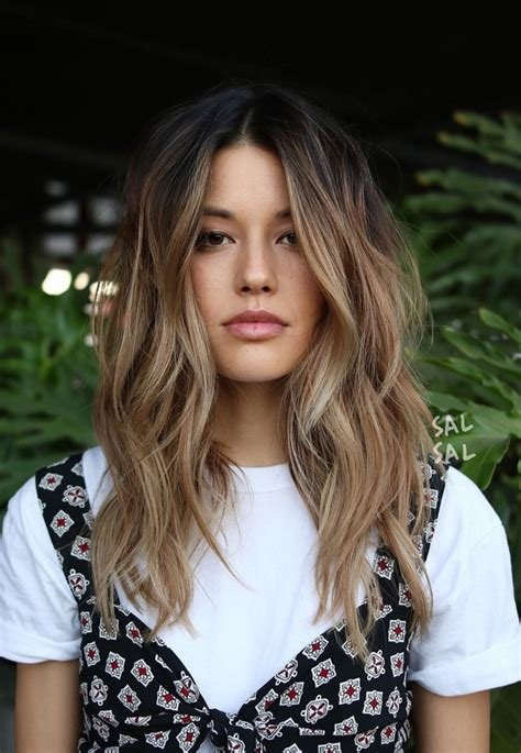 The Best 28 Beautiful Salsal Haircut Styles For Girls 2017 2018 Hollysoly Pictures