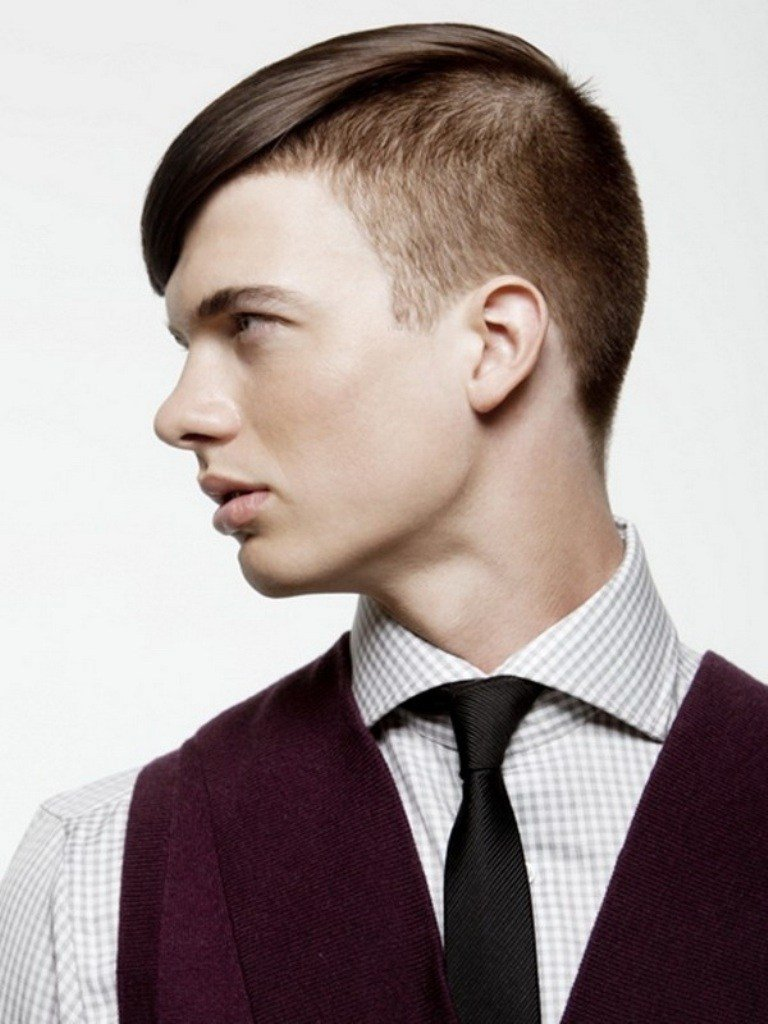 The Best 2014 Latest Men's Hair Trends For Spring Summer Pouted Online Magazine – Latest Design Pictures
