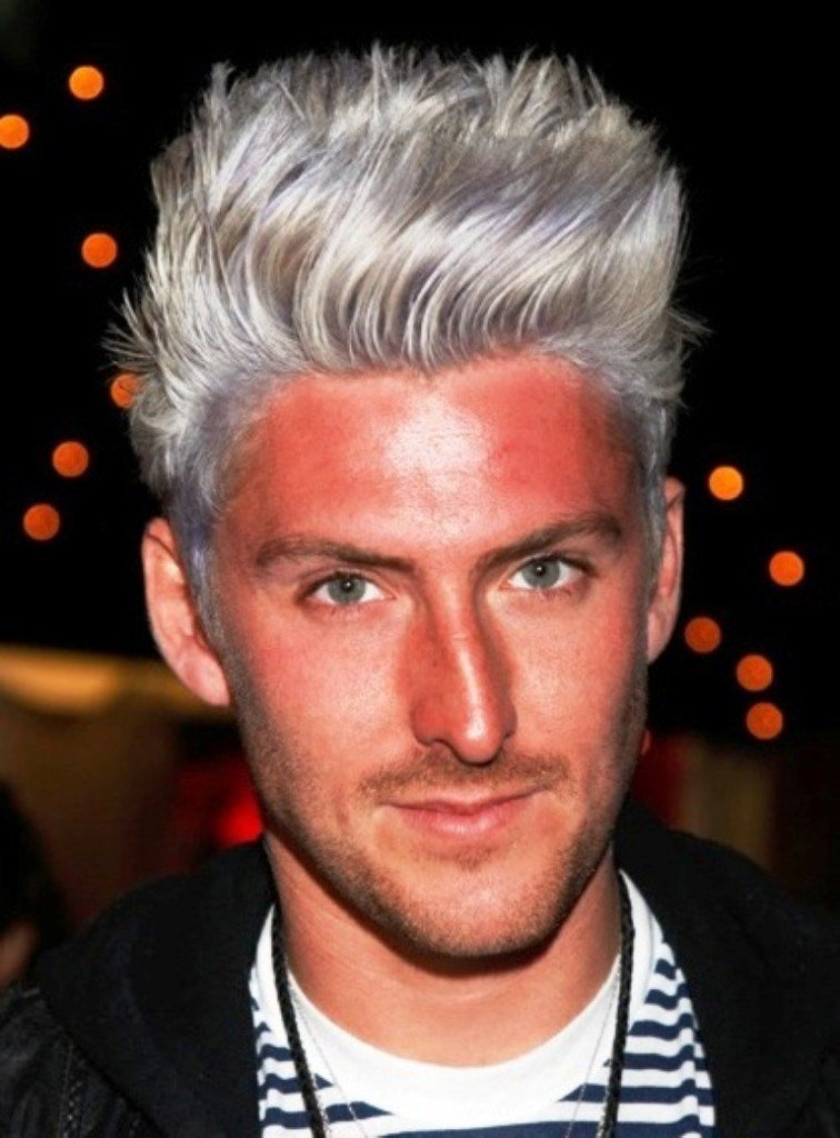 The Best 2014 Men's Hair Color Trends Pouted Online Magazine – Latest Design Trends Creative Pictures