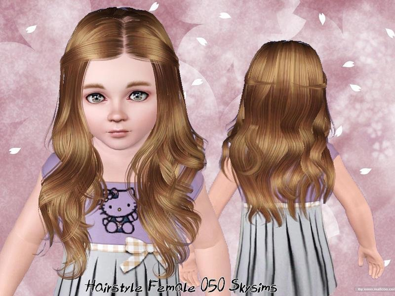 The Best Skysims Hair Toddler 050 Pictures