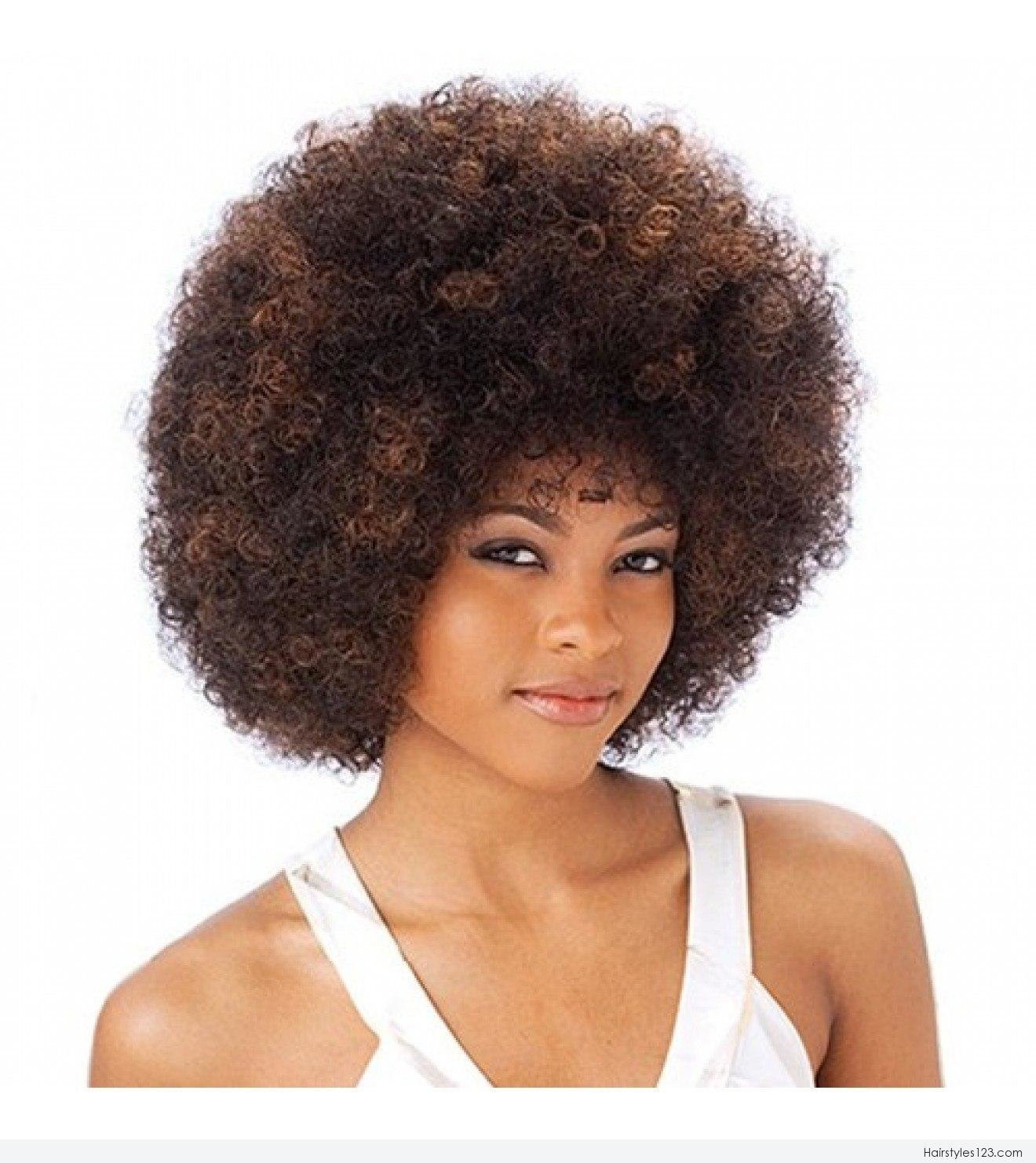 The Best Afro Hairstyles Ideas For African American Woman S The Pictures