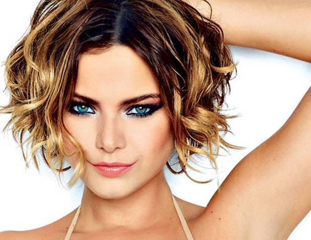 The Best Mind Blowingly Gorgeous Hairstyles For Fine Curly Hair The Xerxes Pictures