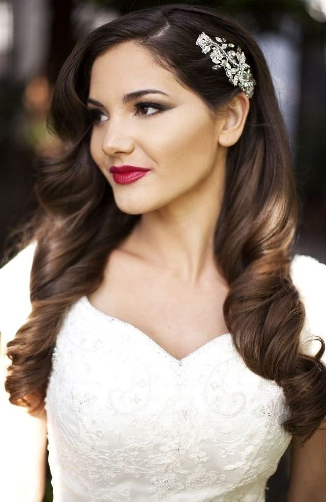 The Best 25 Wedding Hairstyles For Long Hair The Xerxes Pictures