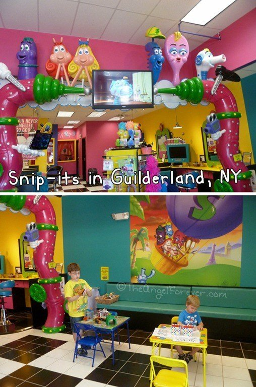 The Best Fun Time At Snip Its The Angel Forever Pictures