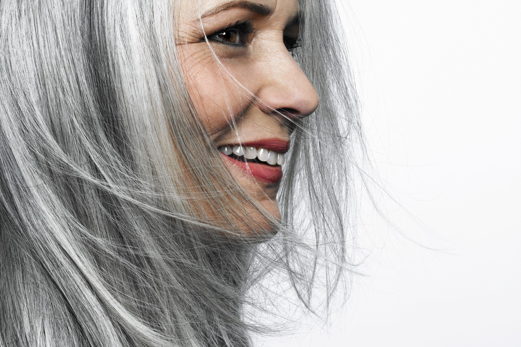 The Best Ditching Dye How To Go Gray Gracefully Chicago Tribune Pictures