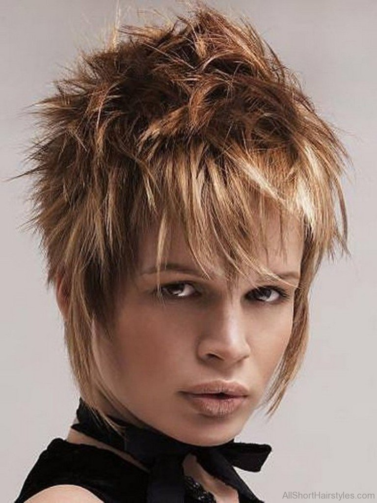 The Best 70 Fabulous Short Spiky Hairstyles Pictures