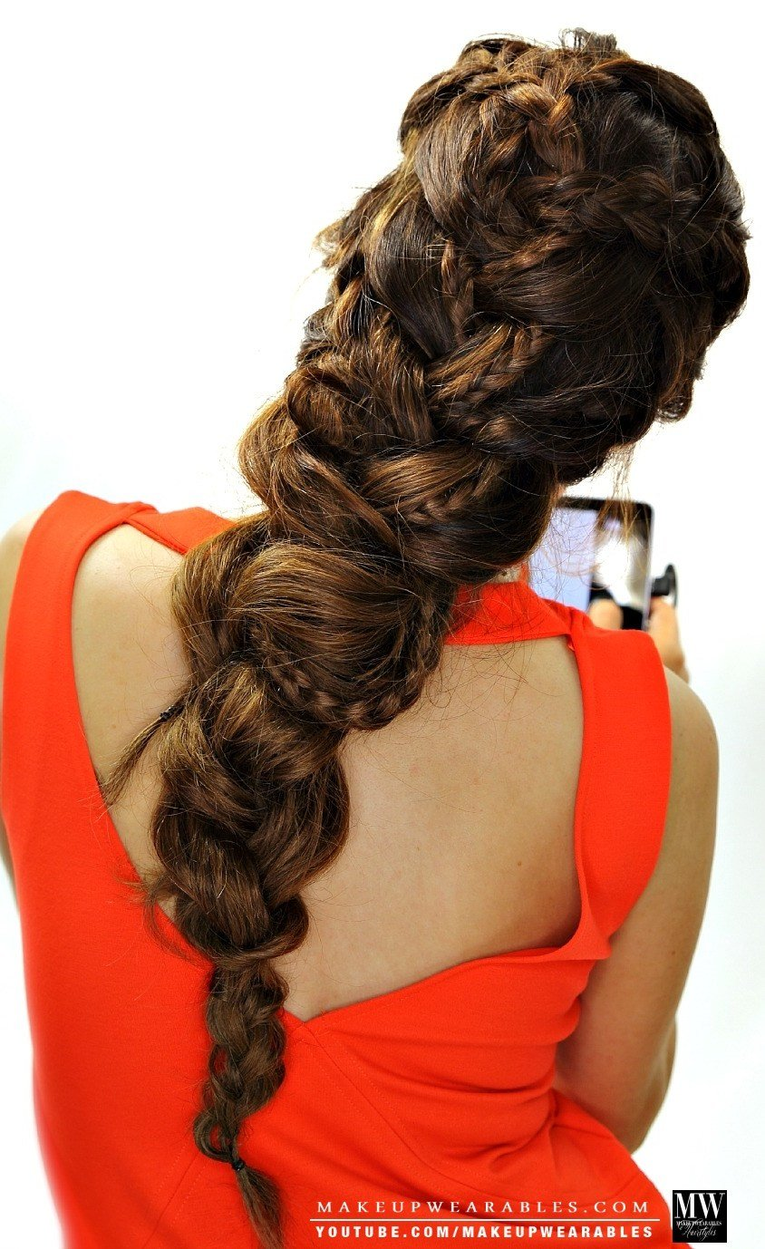 The Best Cute Braided Hairstyles For Medium Or Long Hair Pictures