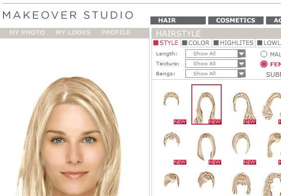 The Best Dailymakeover Online Virtual Makeover Site Pictures