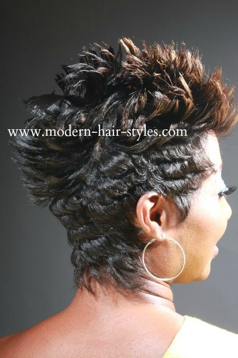 The Best Short Hairstyles For Black Women Self Styling Options Pictures
