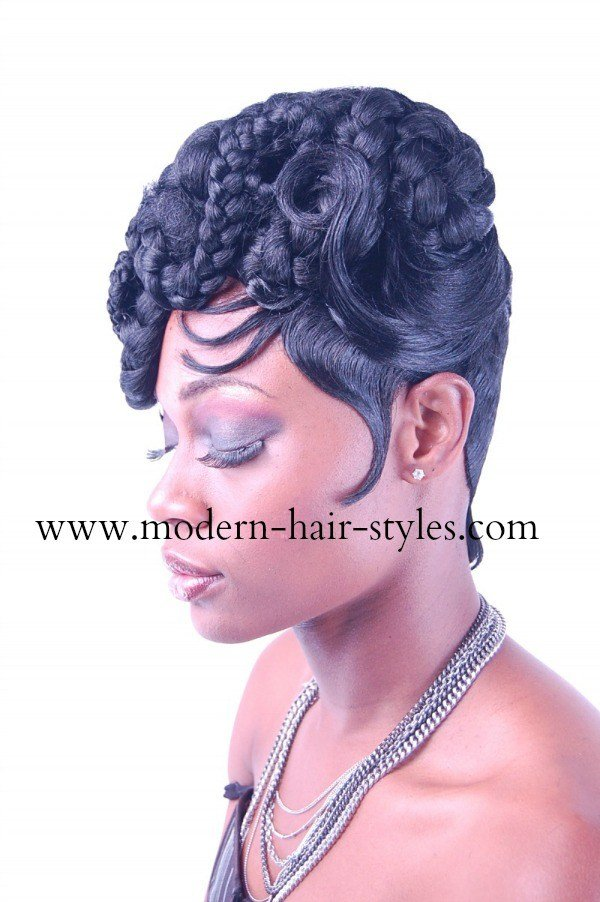The Best Short Black Hairstyles Night Time Maintenance Tips And Hummidity Products Pictures