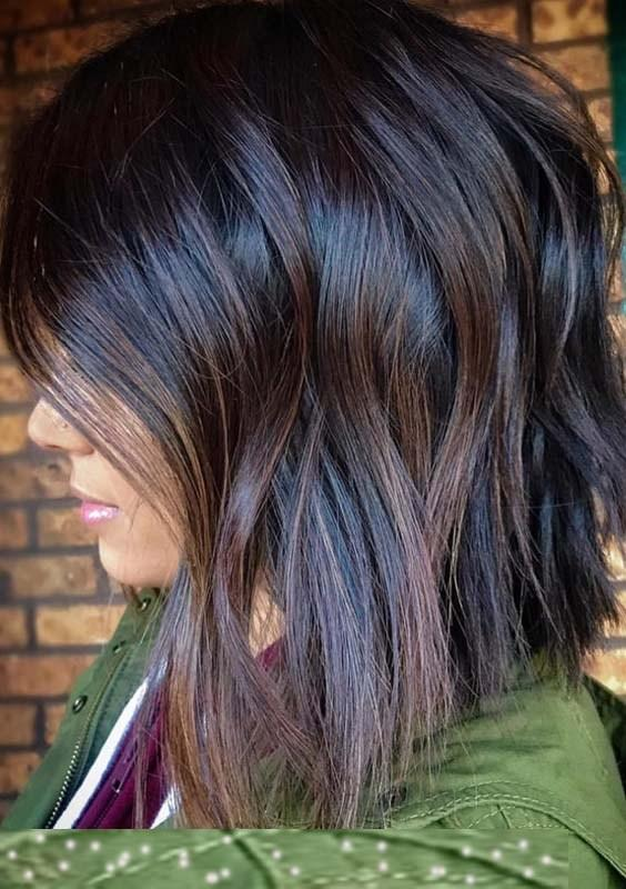 The Best 28 Charming Dark Brown Chocolate Hair Color Ideas For 2018 Modeshack Pictures
