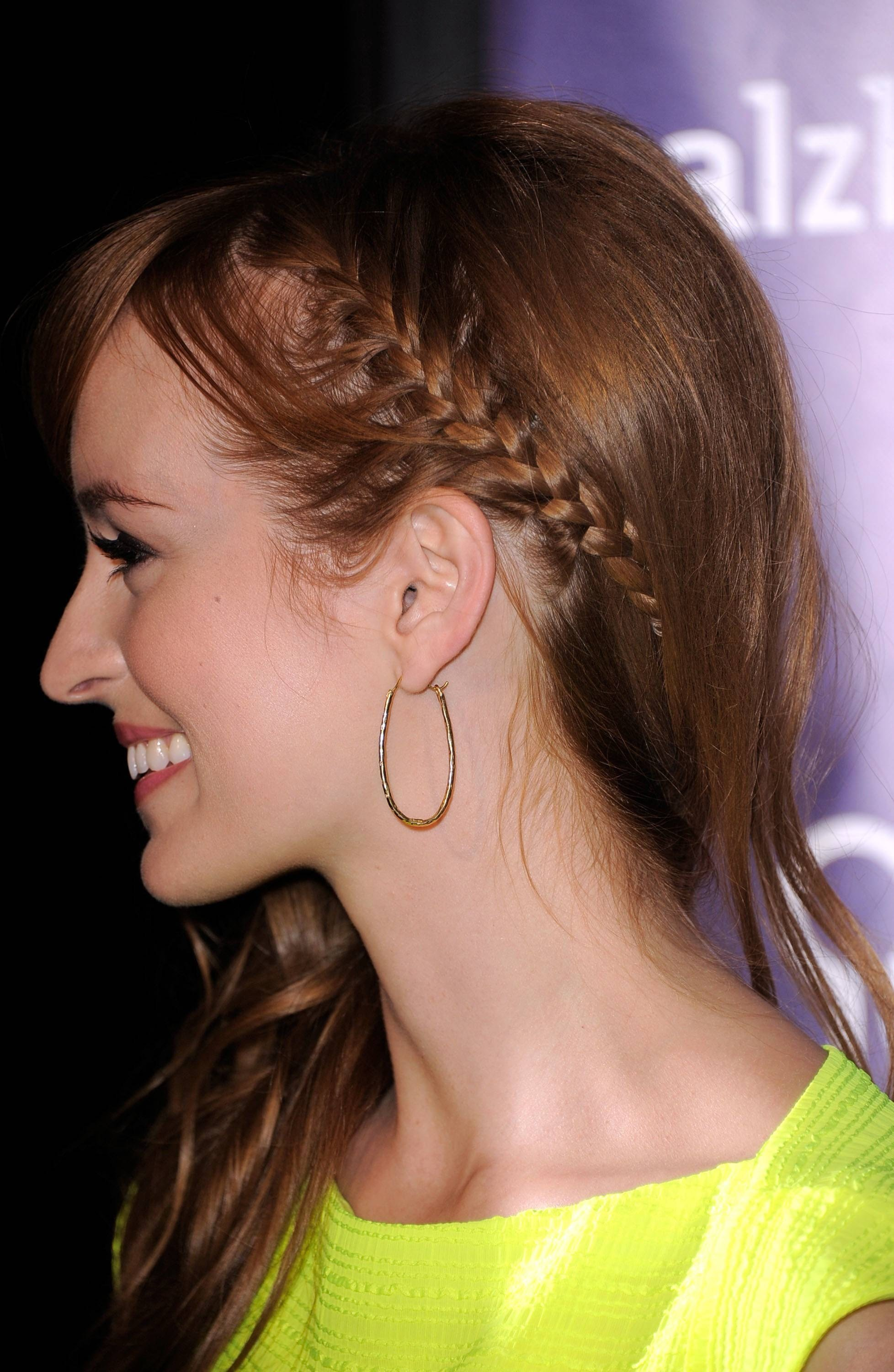 The Best Side Braid Hairstyles Beautiful Hairstyles Pictures