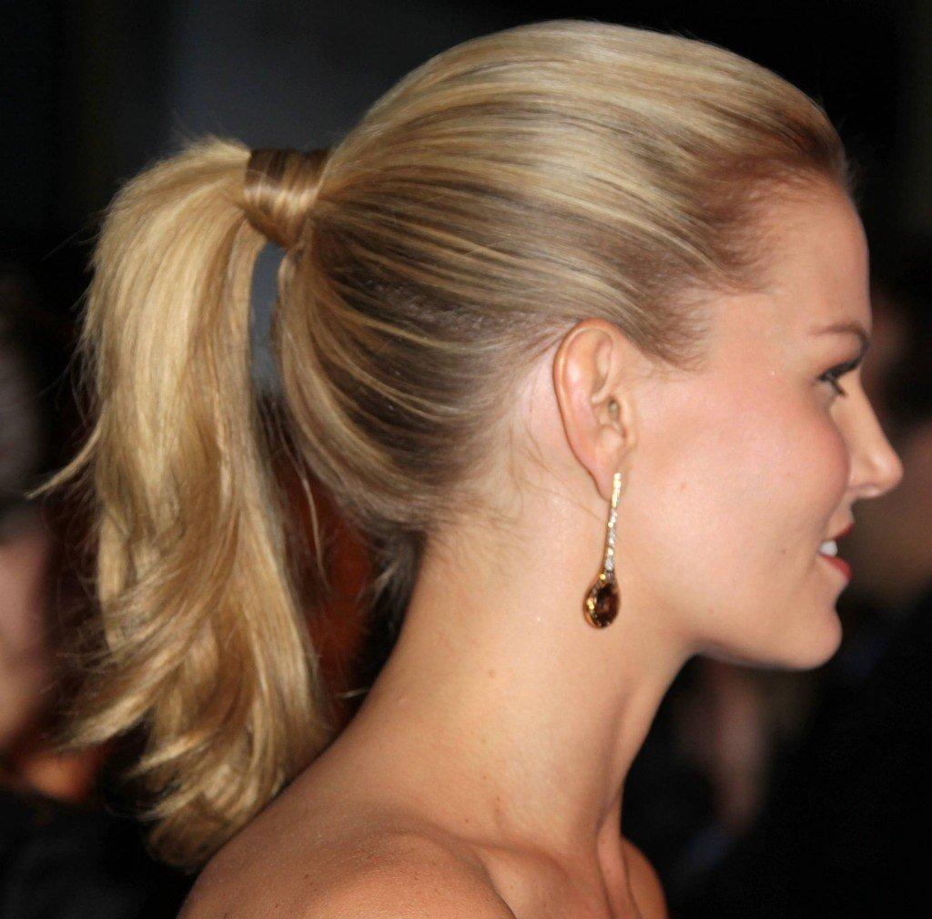 The Best Ponytail Hairstyles Beautiful Hairstyles Pictures