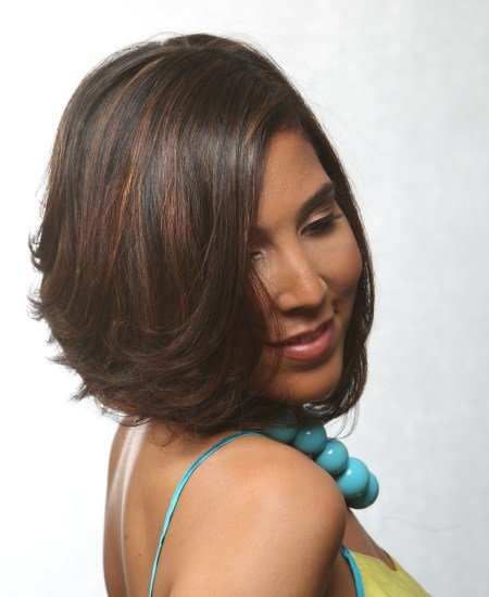 The Best Short Sew In Weave Hairstyles Beautiful Hairstyles Pictures
