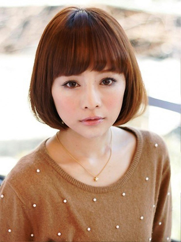 The Best Japanese Bob Hairstyle For Girls Behairstyles Com Pictures