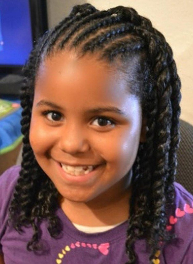 The Best Little Black Girls Hairstyles For School Behairstyles Com Pictures