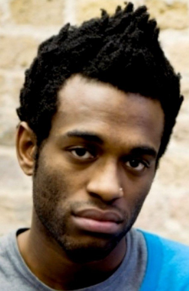 The Best Natural Hairstyles Black Men Behairstyles Com Pictures
