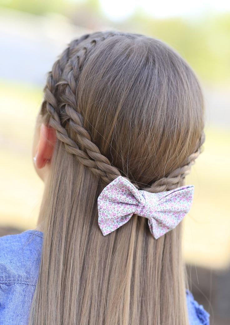 The Best 18 Cute Hairstyles For School Girls New Styles And Tips Pictures