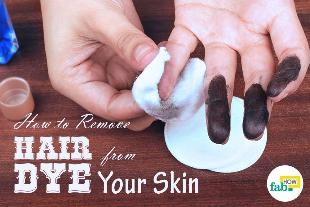 The Best How To Remove Hair Dye From Skin With 1 Simple Ingredient Pictures