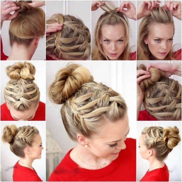 The Best Top 100 Hairstyles 2014 15 Stylish Party Casual Hairstyles Pictures