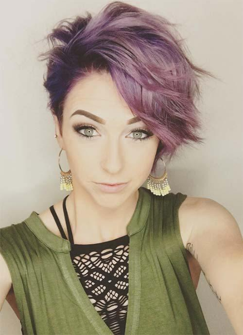 The Best 100 Short Hairstyles For Women Pixie Bob Undercut Hair Fashionisers Pictures