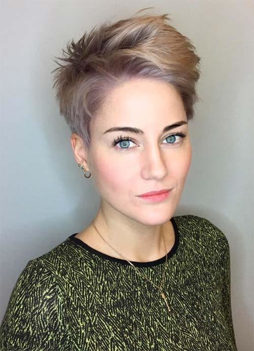 The Best 55 Short Hairstyles For Women With Thin Hair Fashionisers Pictures