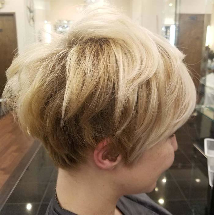 The Best 51 Fabulous Layered Haircuts Hairstyles For Short Hair Pictures