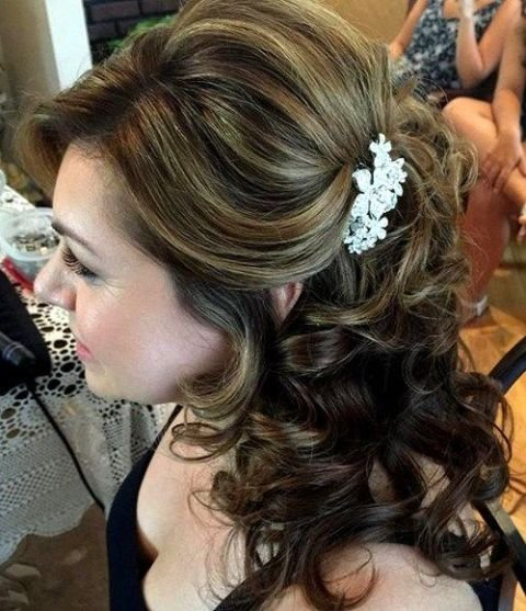 The Best Mother Of The Bride Hairstyles – Latest Hairstyle In 2019 Pictures