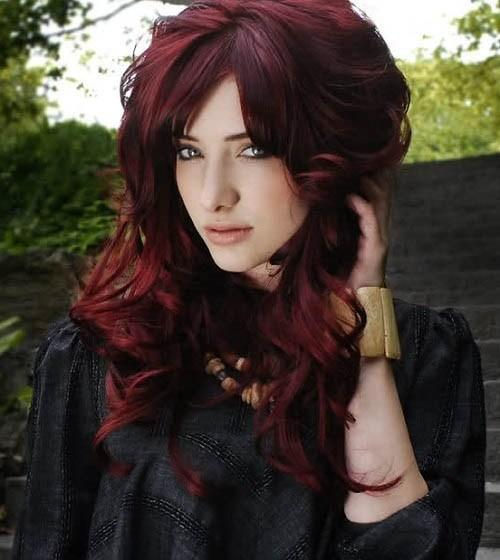The Best Mahogany Hair Dye Dye To Your Heart's Content ⋆ Gorgeous Pictures