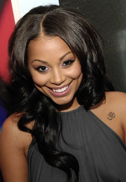 The Best Lauren London Hairstyles And Kim K Curls Vissa Studios Pictures